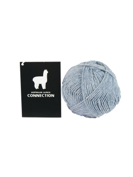 YARN HAND KNITTING 8PLY LIGHT BLUE